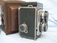 '   1948 Mamiyaflex Junior -RARE TYPE 1-  ' Mamiyaflex Junior TLR Vintage Camera -RARE EARLY TYPE 1-Made In Occupied Japan £249.99
